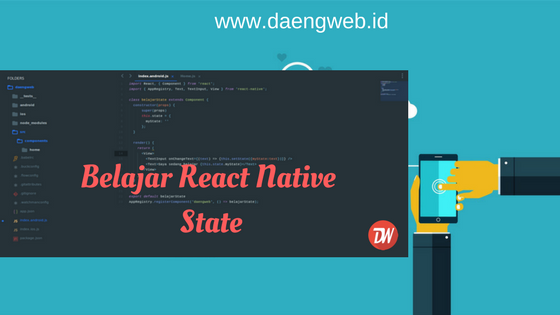 Belajar React Native – State